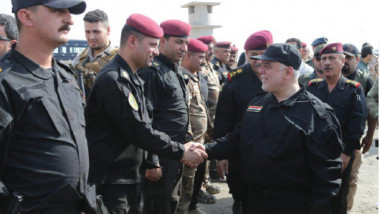العبادي يبارك للقوّات المسلحة ويهنئ الشعب العراقي بتحرير الموصل بالكامل