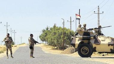 القضاء يقضي على 40 مسلحاً في سيناء خلال أسبوع