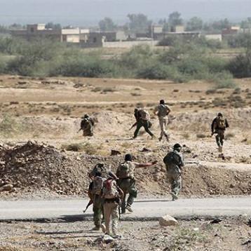 القطعات العسكرية بانتظار ساعة الصفر لاقتحام قضاء تلعفر لتحريره من زمر داعش