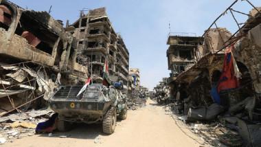 المعارك تسفر عن مقتل أكثر من 28 ألف داعشي واعتقال 4 آلاف وتصفية نحو 400 قائد ميداني