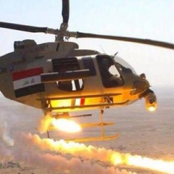 """القوة الجوية تستهدف مقرات """"داعش"""" في تلعفر تمهيداً لاقتحام القضاء"""