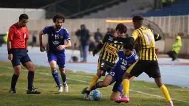 المسابقات ترفض إرجاء مباراة الجوية وفريق الحسين