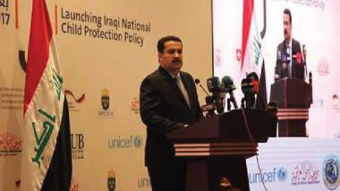 وزير العمل يعلن إطلاق وثيقة سياسة حماية الطفل في العراق