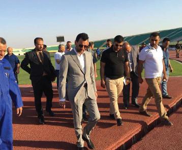 بدء حملة لتأهيل «الشعب».. وميسان تدشّن ملعباً جديداً في 27 الجاري