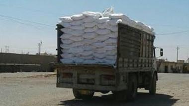 التجارة تتابع تجهيز المناطق المحررة في أيمن وأيسر الموصل