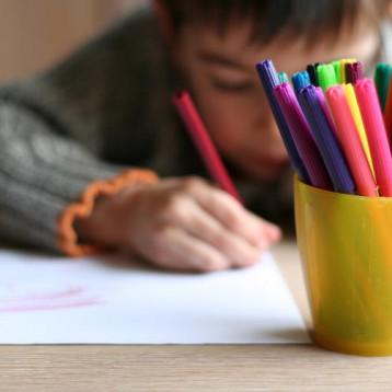 ورشة للأطفال على قاعة الجواهري.. خيال خصب في كتابة القصة القصيرة