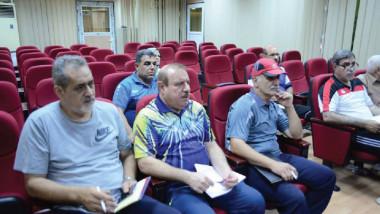 المركز الوطني للموهوبين في بغداد يبحث آليات تسريع العمل