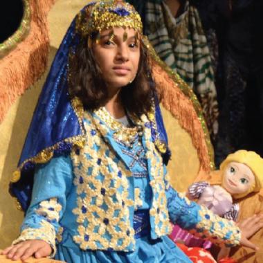 دار ثقافة الأطفال تحتفل بيوم الطفل العراقي