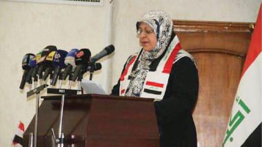 وزيرة الصحة تؤكد تعزيز دعمها الطبي والعلاجي للقوّات الأمنية والحشد الشعبي