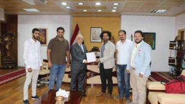إطلاق مشروع قانون صندوق الدعم الوطني للسينما العراقية