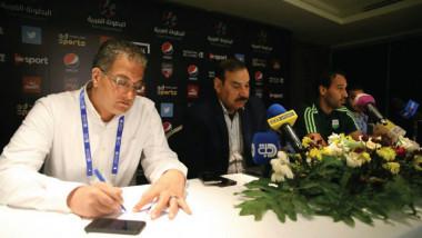 نفط الوسط يلاعب الترجي في أولى مبارياته عربياً