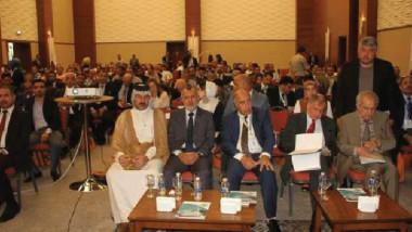 محافظ ميسان يفتتح أعمال المؤتمر العلمي للتنمية المستدامة
