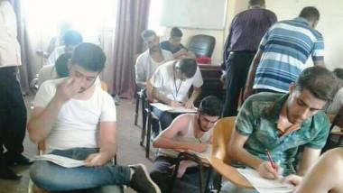 طلبة السادس الإعدادي يؤدّون الامتحانات «شبه عراة» في ظل انقطاع الكهرباء وارتفاع الحرارة