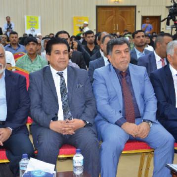 وزارة النفط تكرّم عددا من عائلات  شهداء الحشد الشعبي