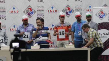 """""""تعالوا نصنع الفرح"""" فريق تطوعي يهدف لبناء الإنسان العراقي"""
