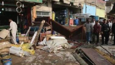 أمانة بغداد تطلق حملة جديدة لإزالة التجاوزات في مناطق العاصمة