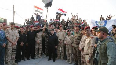 القائد العام للقوّات المسلحة يوجّه بتحرك القطعات العسكرية صوب تلعفر والحويجة وغرب الأنبار