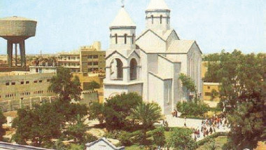 دور العبادة للمسيحيين في بغداد