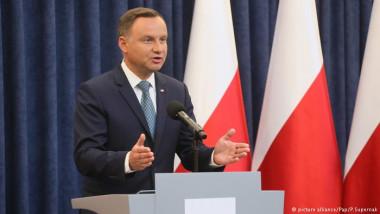 رئيس بولندا يستخدم حق النقض ضد تعديل قانون المحكمة العليا