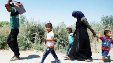 الأطفال التائهون .. صفحة من تداعيات معركة الموصل