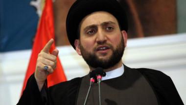 الحكيم: على المجتمع الدولي تحمل مسؤولياته اتجاه العراق
