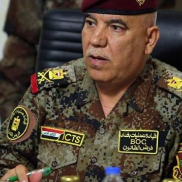 """""""عمليات بغداد"""" تتعهد بفتح الكرادة بالكامل وإعادتها تجارية كما كانت"""