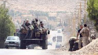 الجيش اللبناني يخوض معارك  لتطهير جرود عرسال اللبنانية من الإرهاب
