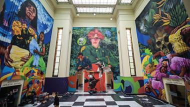 فنانون يحتفون بالذكرى الخمسين لـ«مئة عام من العزلة«