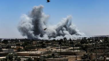 قوات سوريا الديموقراطية تحقق تقدما جديداً في مواجهة الجهاديين في الرقة