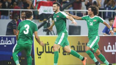 «الأولمبي» يغادر غداً لمواجهة شقيقه الأردني استعداداً لتصفيات آسيا