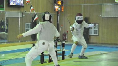 أسلحة الشباب الثلاثة تشارك في منافسات العالم بالبحرين ومصر وإيران