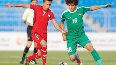 الأولمبي المتفائل يواجه السعودية المتحفز بخيار الفوز فقط