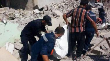 """""""داعش"""" يلقي بمئات الجثث لعناصره القتلى بنهر دجلة"""