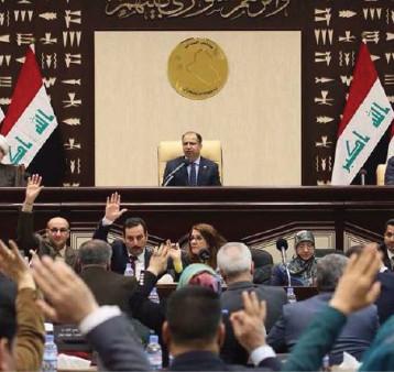 """""""اختلال النصاب"""" يؤجّل حسم ملف مفوضية الانتخابات إلى الاثنين المقبل"""