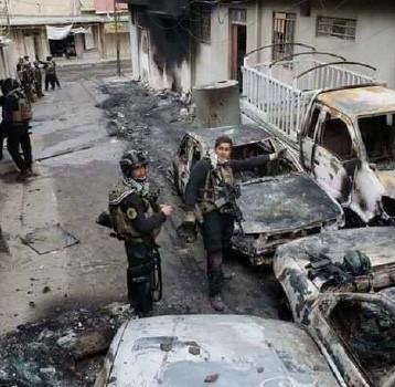 """دعوات لمحاربة """"الفكر الداعشي"""" بالتزامن مع إعمار الموصل"""