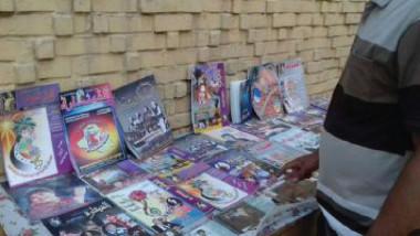 معرض الآلات الموسيقية في (بيت العود)