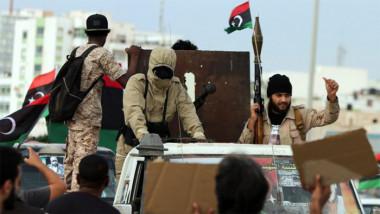 مقتل 44 جندياً من قوّات حفتر في معارك ليبيا