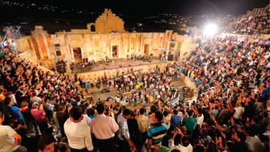 غداً انطلاق فعاليات مهرجان جرش في دورته الثانية والثلاثين