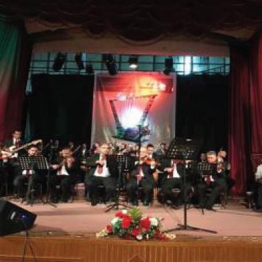 مهرجان الأنشودة الوطنية الثاني على قاعة الرباط