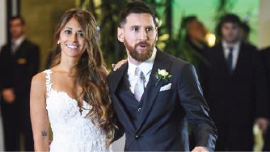 بعد زفافه، ميسي يعود سريعاً لتجديد عقده مع برشلونة