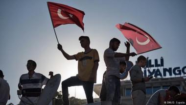 نهاية الحياة السياسية الديمقراطية في تركيا