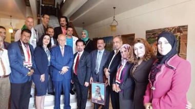 """""""هيئة الحوار الثقافي"""" تحصد دروعاً وشهادات في لبنان"""
