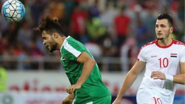 الأولمبي يواجه شقيقه الأردني ودياً في عمان