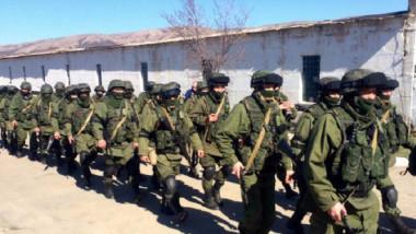 وصول نحو 400 عنصر من القوّات الروسية  إلى ريف درعا الشمالي وفق الاتفاق الثلاثي