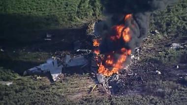16 قتيلاً في تحطّم طائرة بولاية ميسيسيبي