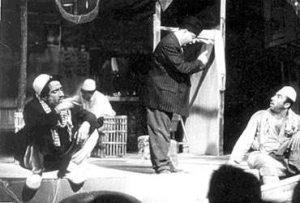 التمثيل في بغداد بعد الحرب العالمية الأولى