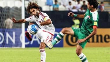 العراق يطلب لقاء الإمارات في الأردن ضمن تصفيات المونديال