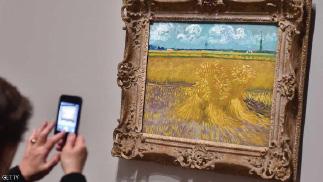 لوحات «دوار الشمس» لفان كوخ في معرض افتراضي عبر بث مباشر على موقع «فيسبوك»