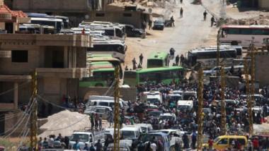 ملف «داعش» في لبنان يطوى فجرًا بتسليم «حزب الله» جثث قتلاه في بوكمال