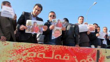 الأسرة الصحفية تحمل السلطات مسؤولية الاغتيالات المنظمة للصحفيين في الإقليم